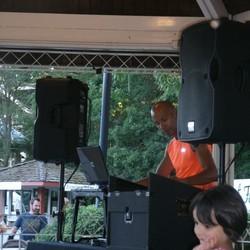 DJ Tim Sledge