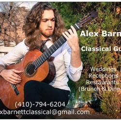 Alex Barnett-Classical Guitar