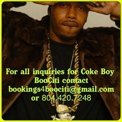 Coke Boy BooCiti