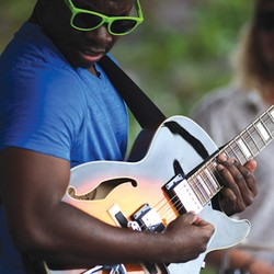 Kipori Baby Wolf Woods Blues Band