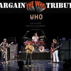 Bargain - The Who Tribute Band