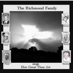 Robin Eddy and The Richmond Family