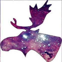 Cosmic Moose