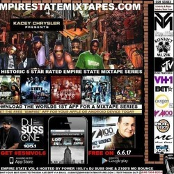 Airplay for Songs on NYC Top Radio Stations DJ's Z100 & Power 105.1 Official Mixtape Slots