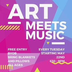 PLAY: Music Meets Art - Santa Monica (CA)