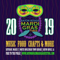 PLAY: 6th Annual Baton Rouge Mardi Gras Festival