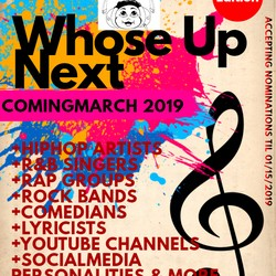PLAY: Whose Up Next 2019