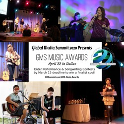 CONTEST: GMS Music Awards (TX)