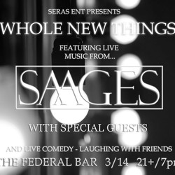 PLAY: Open for SAAGES - The Federal Bar (CA)