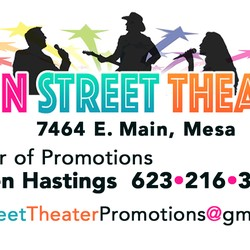 PLAY: Main Street Theater (AZ)