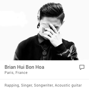 Sonicbids profile